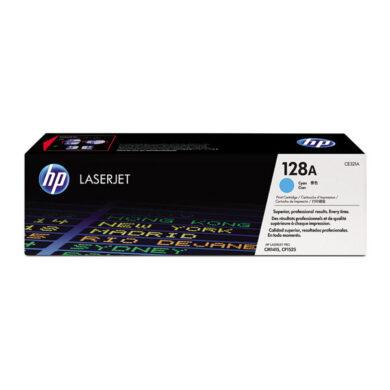 HP CE321A (128A) - originální - Cyan na 1300 stran(011-03091)
