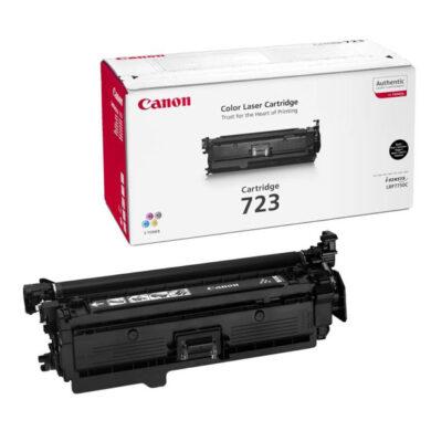 Canon Cartridge 723 Bk - originální - Černá na 5000 stran(011-03120)