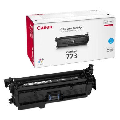 Canon Cartridge 723 Cy - originální - Cyan na 8500 stran(011-03121)