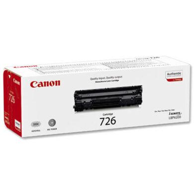 Canon Cartridge 726 - originální - Černá na 2100 stran(011-03140)