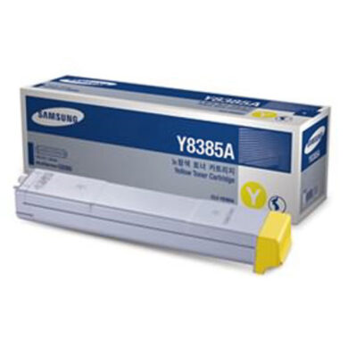 Samsung CLX-Y8385A - originální - Yellow na 15000 stran(011-03183)