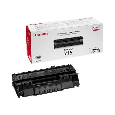 Canon Cartridge 715 - originální - Černá na 3000 stran(011-03215)