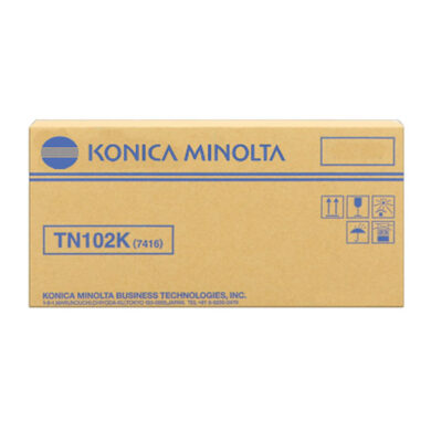 Minolta TN-102 - originální - Černá na 4300 stran(011-03440)