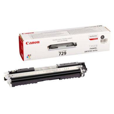 Canon Cartridge 729 Bk - originální - Černá na 1200 stran(011-03470)