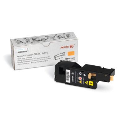 Xerox 106R01633 YE pro Phaser 6000/6010, 1K toner - originální(011-03493)
