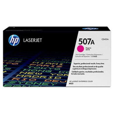 HP CE403A (507A) - originální - Magenta na 6000 stran(011-03513)