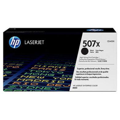 HP CE400X (507X) - originální - Černá velkoobjemová na 11000 stran(011-03514)