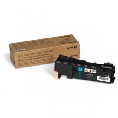 Xerox 106R01601 CY pro Phaser 6500, 2,5K toner cyan - originální(011-03561)