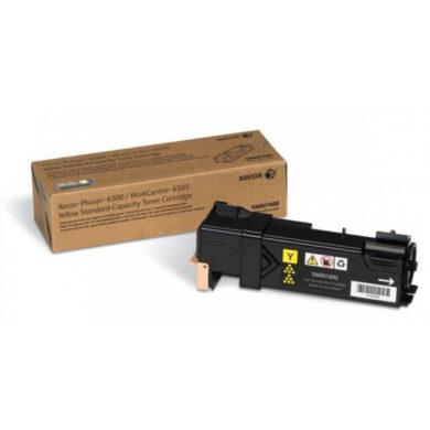 Xerox 106R01600 YE pro Phaser 6500, 1K toner yellow - originální(011-03566)