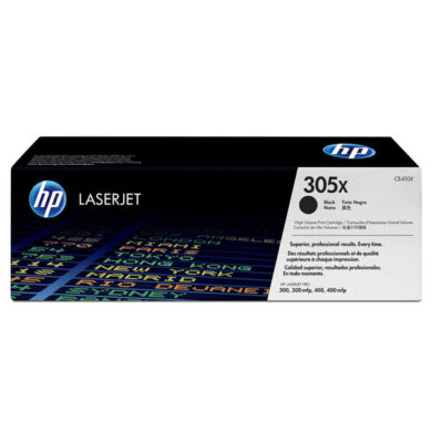 HP CE410X (305X) - originální - Černá velkoobjemová na 4000 stran(011-03591)