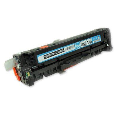 HP CE411A (305A) - kompatibilní - Cyan na 2600 stran(011-03597)