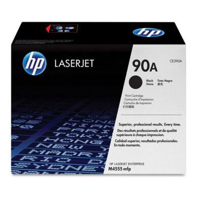 HP CE390A (90A) - originální - Černá na 10000 stran(011-03620)