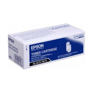 Epson AL-C1700/C1750/CX17 (S050672) - originální - Černá na 700 stran(011-03660)