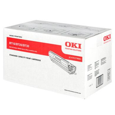 OKI 01279001 (PRINT-CART-B710 / 20 / 30) - originální - Černá na 15000 stran(011-03720)