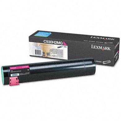 Lexmark C930H2MG - originální - Magenta velkoobjemová na 24000 stran(011-03742)