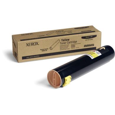 Xerox 106R01162 YE toner pro Phaser 7760, 25K - originální(011-03753)