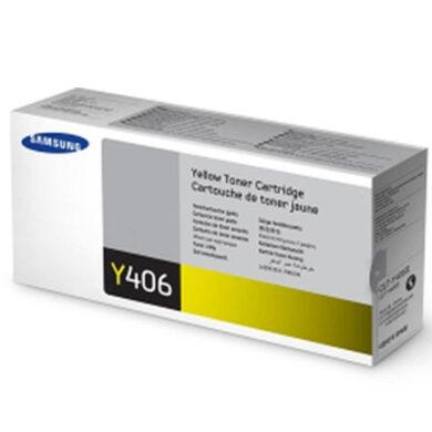Samsung CLT-Y406S - originální - Yellow na 1000 stran(011-03793)