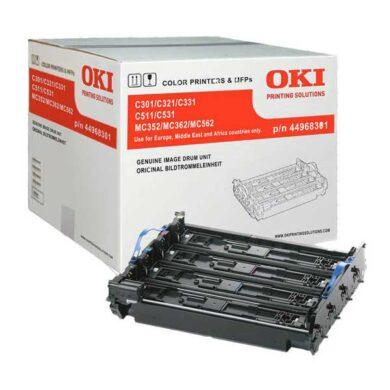 OKI 44968301 (EP-C301/321/511/MC352/562) - originální - Fotojedn. na 30K stran(011-03854)