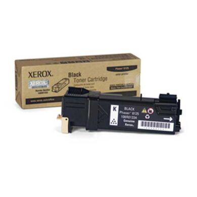 Xerox 106R01338 BK toner 2K pro Phaser 6125 - originální(011-03975)
