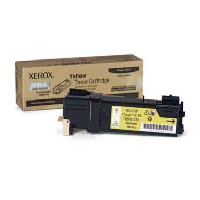 Xerox 106R01337 YE toner 1K pro Phaser 6125 - originální(011-03978)