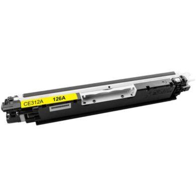 HP CE312A (126A) - kompatibilní - Yellow na 1000 stran(011-03992)