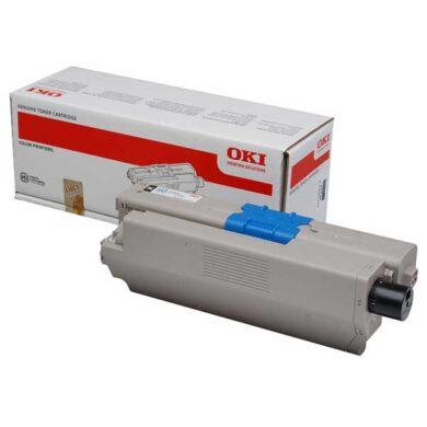 OKI 44973508 (toner-K-C511 / 531 / MC562) - originální - Černá HC na 7000 stran(011-04020)