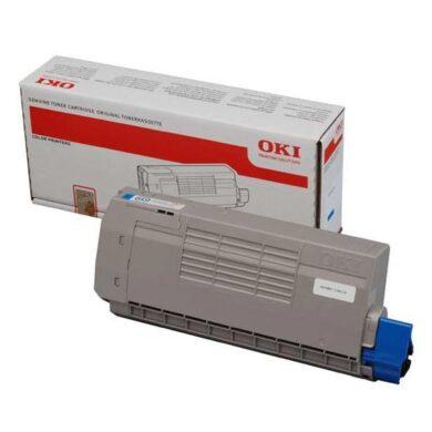 OKI 44318607 (toner-C-C710 / 711) - originální - Cyan na 11500 stran(011-04091)