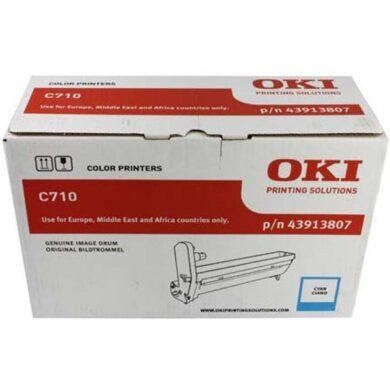 OKI 43913807 (EP-CART-C-C710) - originální - Fotojednotka CY na 15000 stran(011-04101)