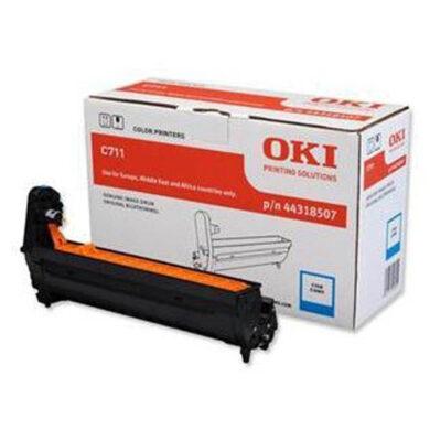 OKI 44318507 (EP-CART-C-C711) - originální - Fotojednotka CY na 20000 stran(011-04106)
