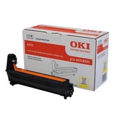 OKI 44318505 (EP-CART-Y-C711) - originální - Fotojednotka YE na 20000 stran(011-04108)