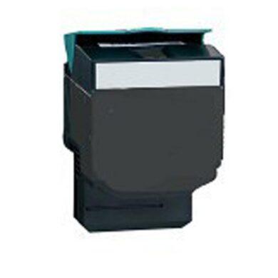 Lexmark C540H1KG - kompatibilní - Černá velkoobjemová na 2500 stran(011-04110)