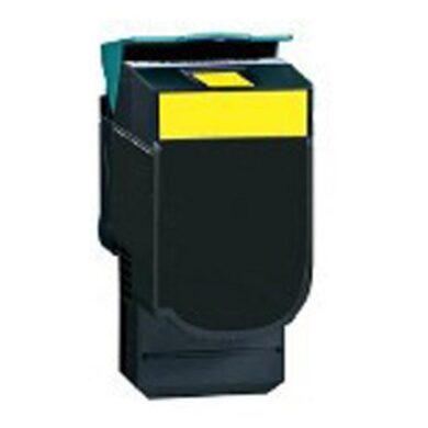Lexmark C540H1YG RETURN - kompatibilní - Yellow velkoobjemová na 2000 stran(011-04113)