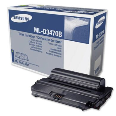 Samsung ML-D3470B - originální - Černá velkoobjemová na 10000 stran(011-04121)