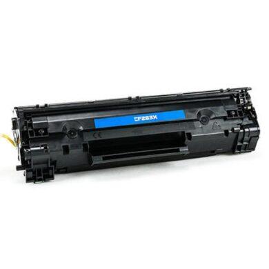 HP CF283X (83X) - kompatibilní - Černá velkoobjemová 2200 stran (Canon CRG737)(011-04413)