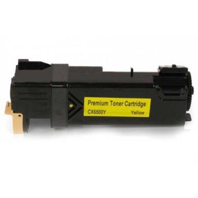 Xerox 106R01603 YE - kompatibilní - Yellow na 2500 stran pro Phaser 6500(011-04433)
