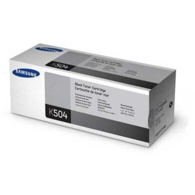 Samsung CLT-K504S - originální - Černá na 2500 stran(011-04440)