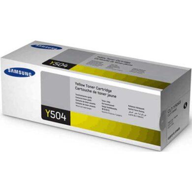 Samsung CLT-Y504S - originální - Yellow na 1800 stran(011-04443)