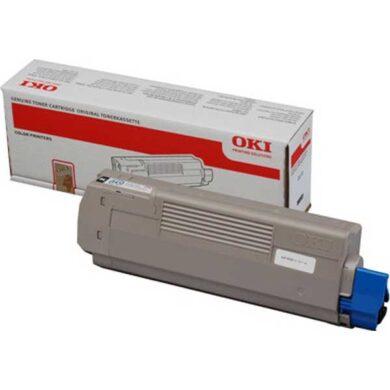 OKI 44059167 (toner-C-MC851 / MC861) - originální - Cyan na 7300 stran(011-04571)