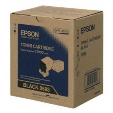 Epson S050593 BK toner 6K pro C3900/CX37 black(011-04600)