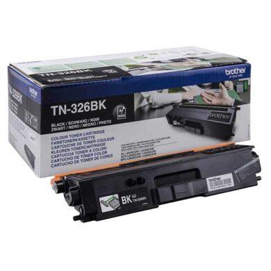 Brother TN-326BK - originální - Černá velkoobjemová na 4000 stran(011-04700)