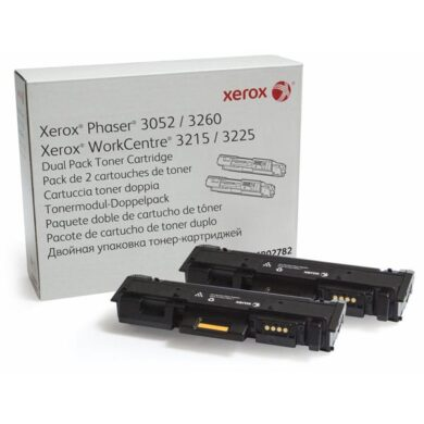Xerox 106R02782 double toner 2x3k pro WC3215/3225(011-04735)
