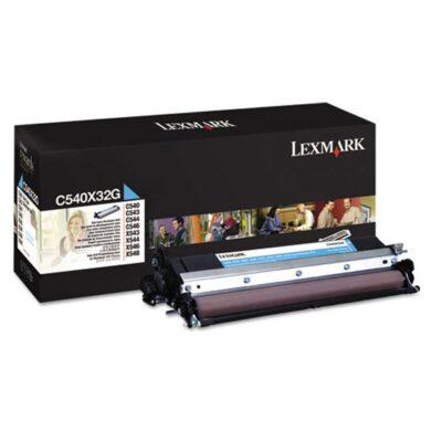 Lexmark C540X32G CY developer pro C540/C543/C544 - originální(011-04791)