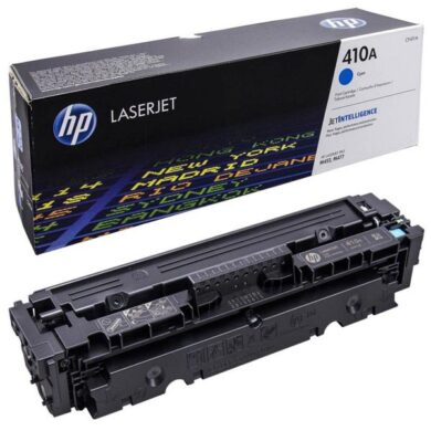 HP CF411A (410A) - originální - Cyan na 2300 stran(011-04831)