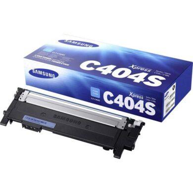 Samsung CLT-C404S - originální - Cyan na 1000 stran(011-04841)