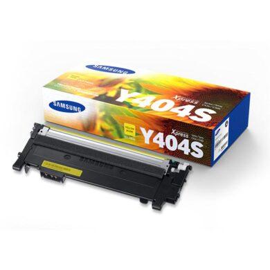Samsung CLT-Y404S - originální - Yellow na 1000 stran(011-04843)