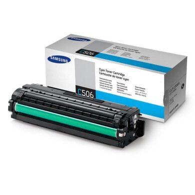 Samsung CLT-C506S - originální - Cyan na 1500 stran(011-04851)