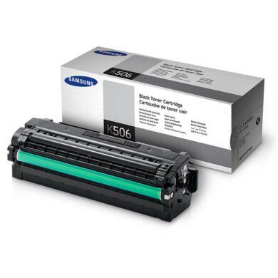 Samsung CLT-K506L - originální - Černá velkoobjemová na 6000 stran(011-04855)