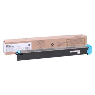 Sharp MX-36GTCA CY toner 15K pro MX3610/MX3110/MX3610 - originální(011-04896)