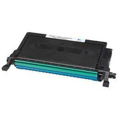 Samsung CLT-C5082L - kompatibilní - Cyan velkoobjemová na 4000 stran(011-04901)