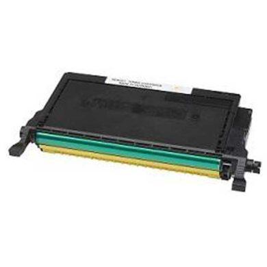 Samsung CLT-Y5082L - kompatibilní - Yellow velkoobjemová na 4000 stran(011-04903)